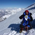 EVEREST 2007 (TOP OF THE WORLD 8848m)